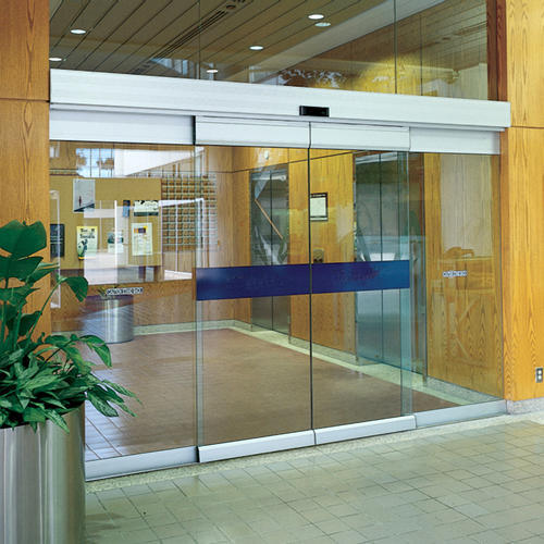Automatic Door Systems At Rs 350 Square Feet Automatic Door