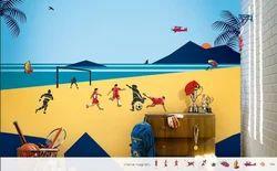 Beach Time Fun Magneeto Theme