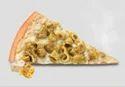 Curried Macaroni Pizza