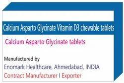 Calcium Asparto Glycinate Tablets