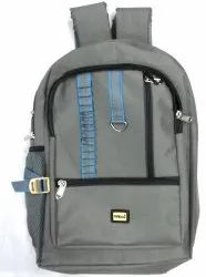 Your Choice Casual College/Office/Travelling Backpack (205) 20 L (Grey)