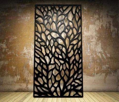 Wooden Decoration Partition Jali