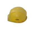 Yellow Hdpe Safety Helmet, Industrial