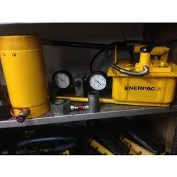 Hydraulic Jack And Pump