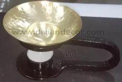 Brass Cast Iron Oil Burner