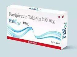 Glenmark Fabi Flu 200 Mg