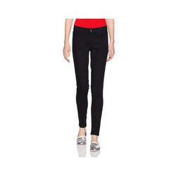 Women's Regular Black Jeans