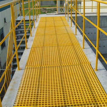 FRP Moulded Grating, For Industrial, Thinkgreen Envirotech Private