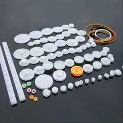 75 PCS Plastic Gears Kits Robot Accessory