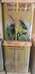 Yellow Drop Oil