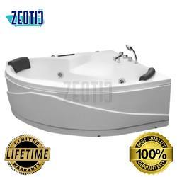 Antonia Jacuzzi Massage Corner Bathtub
