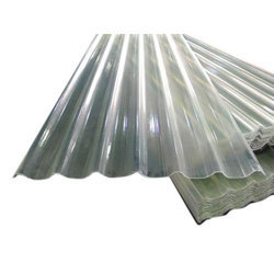 FAISAL LITE Transparent FRP Roof Sheet