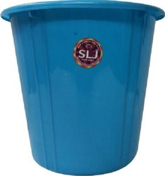 Open Top Plastic Dustbin