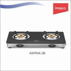 2 Burner Gas Stove (Aspira 2b)