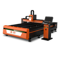 Advertising Fiber Laser Cutting Machine