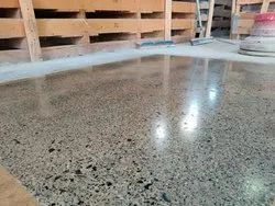 Dust Free Flooring Services for Spray, Thickness: 4-5 mm