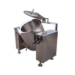 Stainless Steel Rice Bulk Cooker