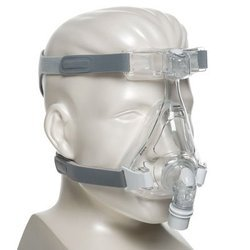 Philips Respironics Amara Silicon Full Face Mask-Small