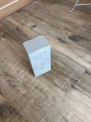 Rectangular Grey Fly Ash Brick, Size: 8 in X 3.75 in X 2.75 in