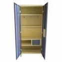 Metal 4 Shelves Domestic Almirah
