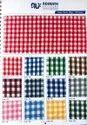 Baby Checks Big Polyblend Shirting Fabric