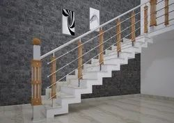Stainless Steel STAIRCASE POST
