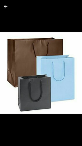 Mix Paper Shopping Bag, Capacity: 5kg, For Carring For Materials