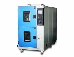 Programmable Two Zones Thermal Shock Chambers