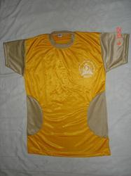 Half Sleeve School Sports Uniform
