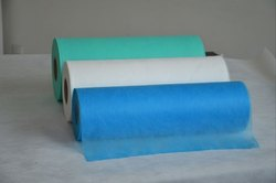 128 Plain Medical Pillow Cover Non Woven Fabric, GSM: 20 and Below