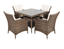 Garden Wicker Rattan Furniture Set