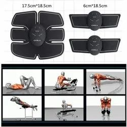 Long Kristor EMS Abdominal Muscles Exercise Trainer for Home Smart Fitness for Household