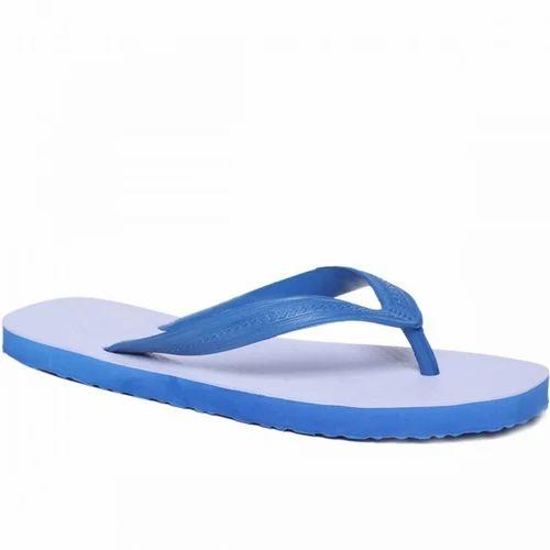 bb40d6fc75cf Men Blue Flip Flop Slippers at Rs 99