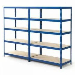 Heavy Duty Slotted Angle Rack