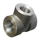 Stainless Steel Socket Weld Tee Fitting 347