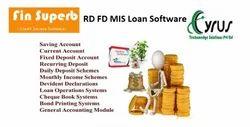 FinSuperb Online RD FD MIS Loan Software