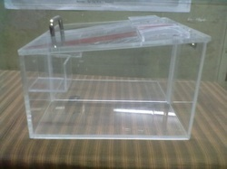 Acrylic Showcase and Dispenser