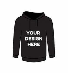 Cotton Printed T-Shirt Hoodies Printing services, 50