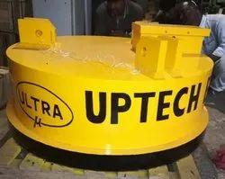 Electromagnetic scrap lifter