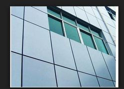 Aluminium Composite Panel Cladding Services