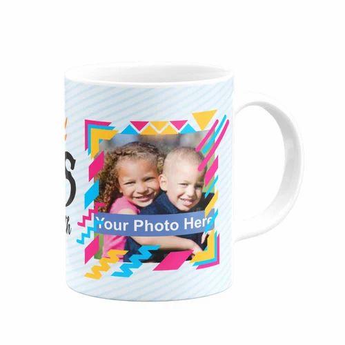 Personalized Birthday Gift Customizable Coffee Mug