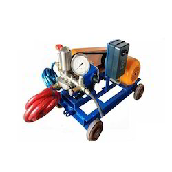 Electric Motor Hydraulic Test Pump