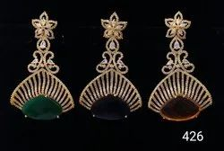 Gold Plated Jhumkas