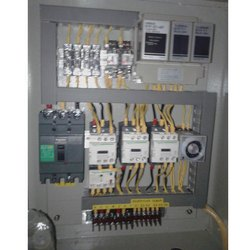 30 Amp Star Delta Starter Control Panel