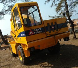Ajax Fiori Concrete Mixer Rental Services