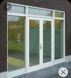 Fortune Window Pristine White UPVC  Sliding Doors, For Home, Interior