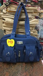 Blue Ladies Bag