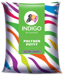 Polymer Based Putty Indigo Polymer Wall Putty 40 kg