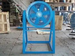 Stainless Steel Blue Industrial Man Cooler Fan, 960 Rpm To 1440 Rpm, Ac