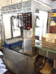 Soft Drink Plant & machinery